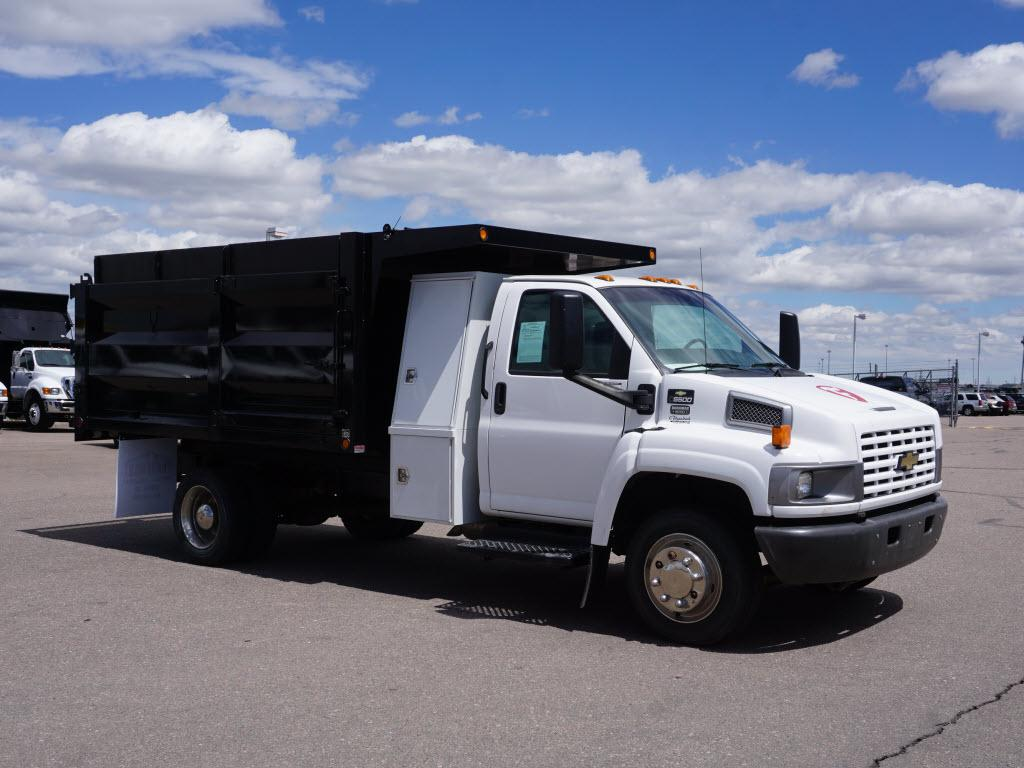 All Chevy chevy c5500 bus : Truck Mailer